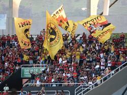 Rund um das Derby zwischen Botafogo und Flamengo kam es zu Krawallen