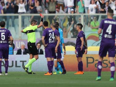 SSC Neapel verliert bei AC Florenz