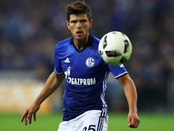 Klaas-Jan Huntelaar will Schalke 04 auf jeden Fall verlassen - möglicherweise Richtung Amsterdam