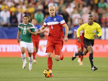 Alle Blicke auf Michael Bradley - hier im Spiel gegen Mexiko