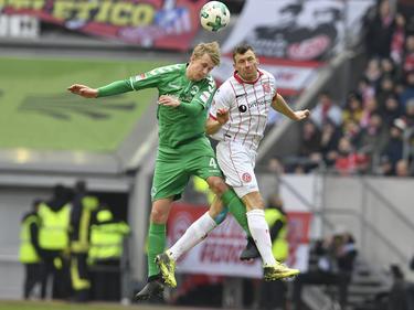 Fürth und Düsseldorf trennten sich unentschieden