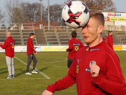 Florian Kainz möchte in der ÖFB-Stammelf