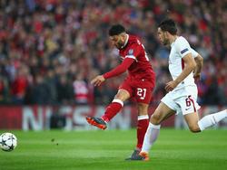 El centrocampista se tenía que retirar temprano en la primera mitad. (Foto: Getty)