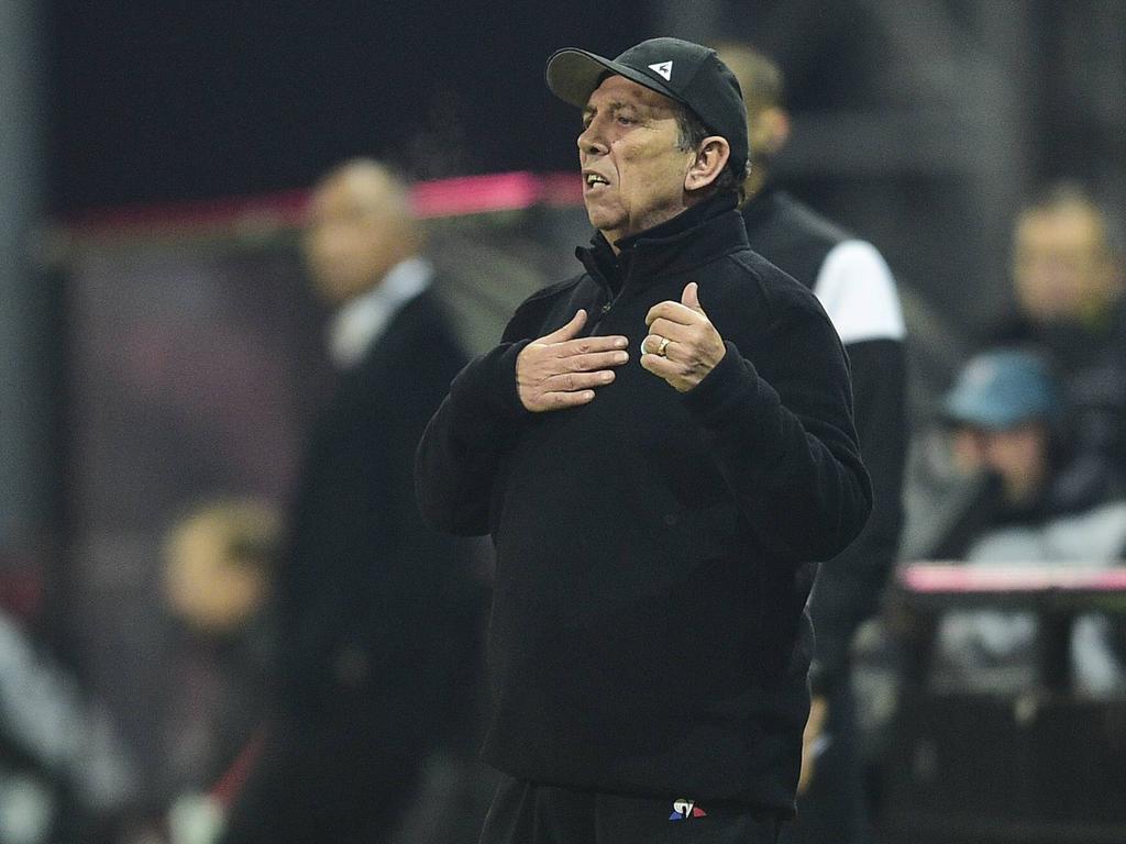 Jean-Louis Gasset wurde zum Cheftrainer befördert