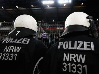 In Köln drohte am Sonntag kurzzeitig eine Spielabsage