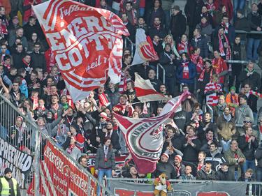 Cottbus ist nach dem Fehlverhalten einiger Fans zu einer Geldstrafe verurteilt worden