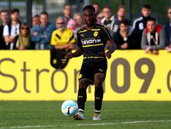 Gabriel Kyeremateng wird den BVB verlassen