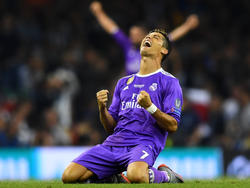 Cristiano Ronaldo hat stürmische Zeiten hinter sich