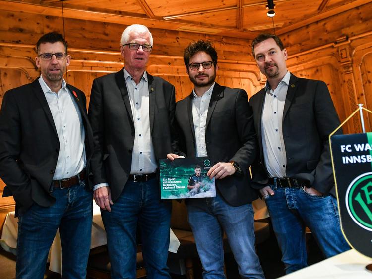 Der FC Wacker Innsbruck stellt die Weichen für die Zukunft