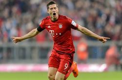 Unvergessen: Lewandowskis Fünferpack gegen Wolfsburg