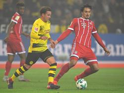 Kehrt Mats Hummels (r.) im Sommer zum BVB zurück?