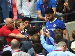 Diego Costa weigert sich seit geraumer Zeit, für Chelsea aufzulaufen