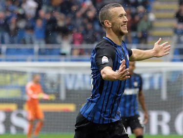 Ivan Perisic ha sido el protagonista absoluto del encuentro. (Foto: Getty)