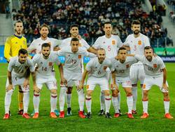 La selección española es una de las claras candidatas al título. (Foto: Getty)