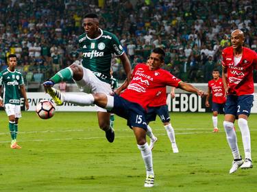Palmeiras, de los favoritos, Wilstermann, de las sorpresas (Foto: Getty)