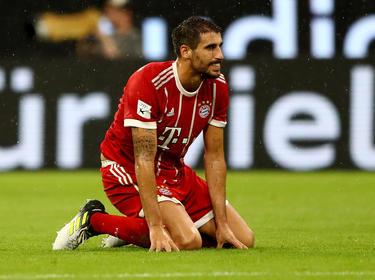 Javi Martínez hat sich im Supercup offenbar verletzt