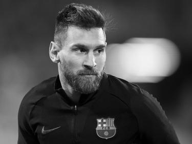 Messi se quedó desacertado durante casi 90 minutos en Grecia. (Foto: Getty)