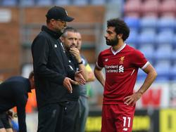 Mohamed Salah  es uno de los protagonistas de la presente temporada. (Foto: Getty)