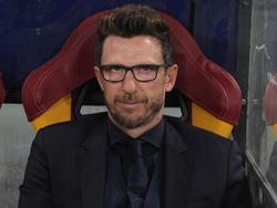 Di Francesco hat seinen Vertrag verlängert