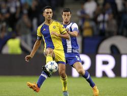 Marcano podría volver a La Liga la próxima campaña. (Foto: Getty)