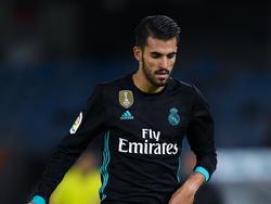 Dani Ceballos gehört bei Real Madrid nicht zur ersten Wahl