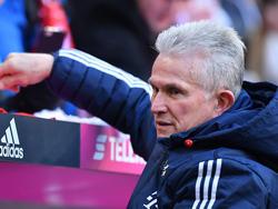 Jupp Heynckes will mit dem FC Bayern München in dieser Saison Titel gewinnen