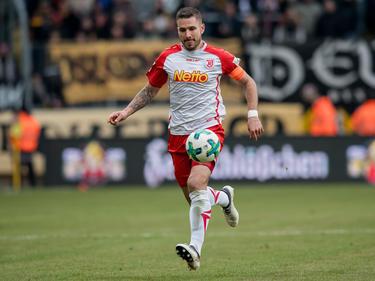 Marco Grüttner erzielte den 1:1-Ausgleich für die Gäste