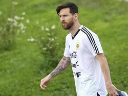 Lionel Messi steht mal wieder im Mittelpunkt