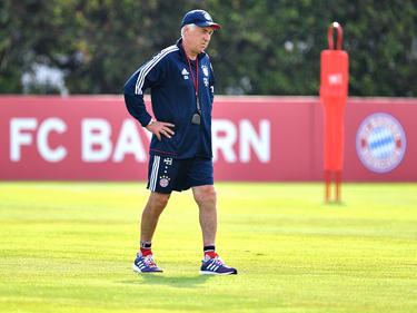 Carlo Ancelotti möchte beim FC Bayern München die Talente fördern