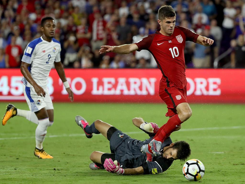 Christian Pulisic will mit dem US-Team zur WM Fahren