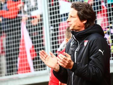 Applaus, Applaus! Und jetzt kann Peter Schöttel den ÖFB-Teamchef suchen