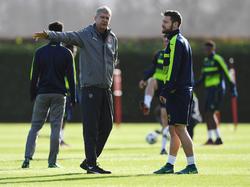 Die Wege von Arsène Wenger und Shkodran Mustafi trennen sich im Sommer