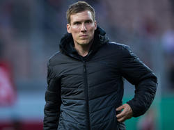 Hannes Wolf hat volles Vertrauen in Mario Gomez