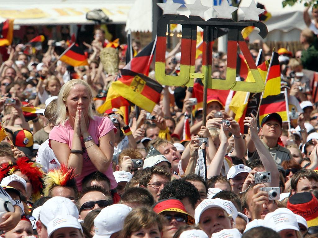 69 Prozent der Bevölkerung wünschen sich die EM 2024 in Deutschland