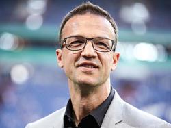 Frankfurts Sportvorstand Fredi Bobic muss einen neuen Eintracht-Trainer suchen