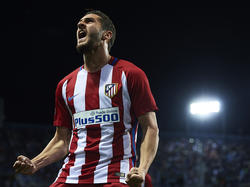 Koke hat langfristig bei Atlético Madrid verlängert