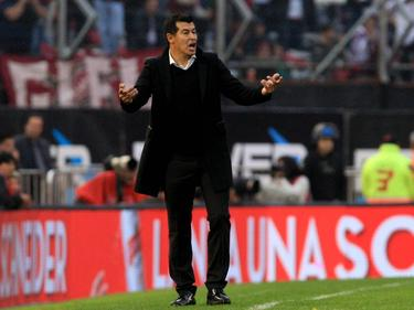 Jorge Almirón no pudo finalmente concretar su fichaje por Las Palmas. (Foto: Imago)