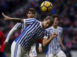 Martínez geht bald für Athletic Bilbao in die Kopfballduelle. © Getty Images/Gonzalo Arroyo Moreno