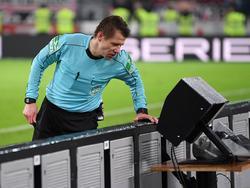 Einen Videobeweis wie in der Bundesliga wird es in Brasilien vorerst nicht geben