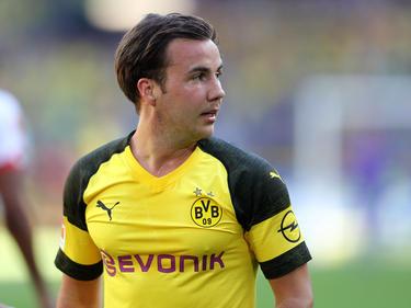 Zieht es BVB-Profi Mario Götze in die Premier League zu Jürgen Klopp?