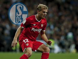 Johannes Geis ist bis zum Sommer von Schalke zum FC Sevilla verliehen