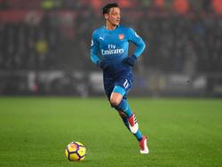 Mesut Özil offenbar vor Verlängerung beim FC Arsenal