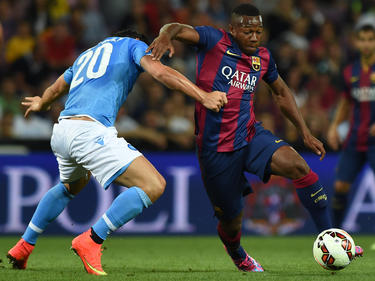 Heiß begehrt: Barcelonas Adama Traoré