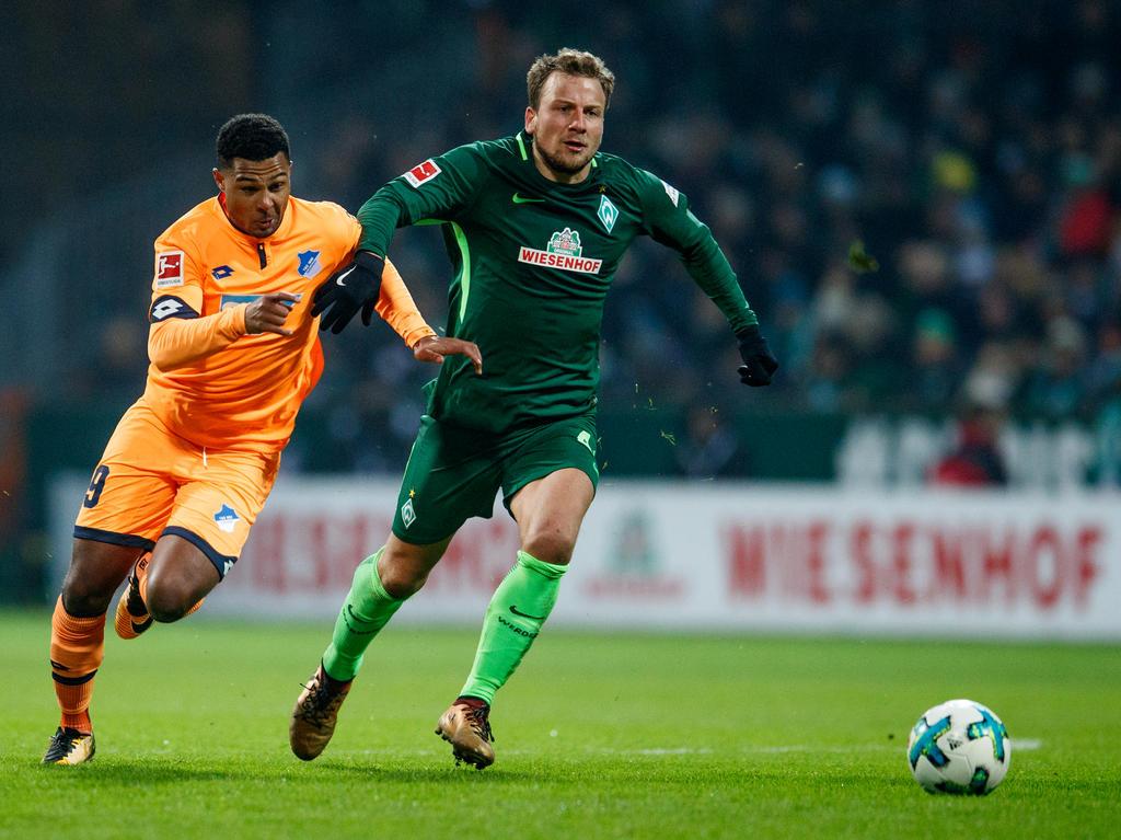 Steht im Nord-Duell gegen Wolfsburg wieder zur Verfügung: Philipp Bargfrede