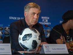 Wird Carlo Ancelotti der neue italienische Nationaltrainer?
