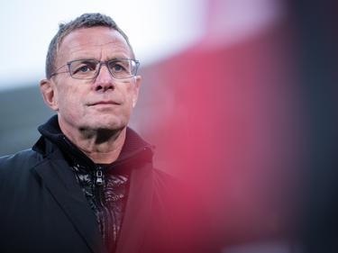 Ralf Rangnick soll beim FC Arsenal auf der Liste stehen