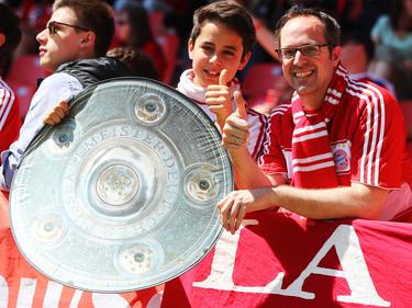 Bayern München steht kurz vor der 28. Meisterschaft