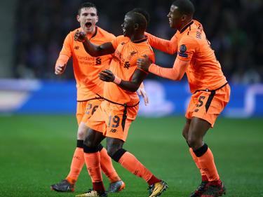 Matchwinner beim Kantersieg des FC Liverpool: Sadio Mané