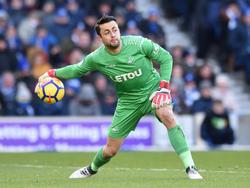 Lukasz Fabianski spielte zuletzt für den Absteiger Swansea City
