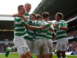 Celtic bejubelte einen Rekordsieg gegen die Rangers